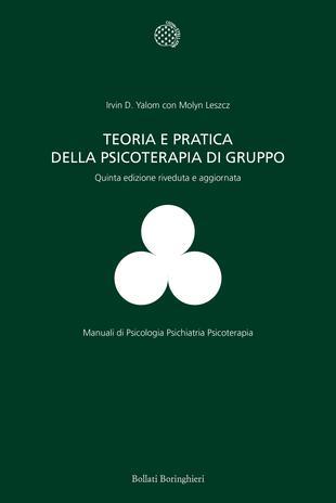 copertina Teoria e pratica della psicoterapia di gruppo