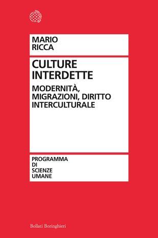 copertina Culture interdette