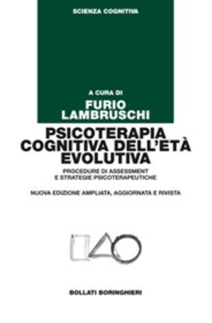 copertina Psicoterapia cognitiva dell'età evolutiva