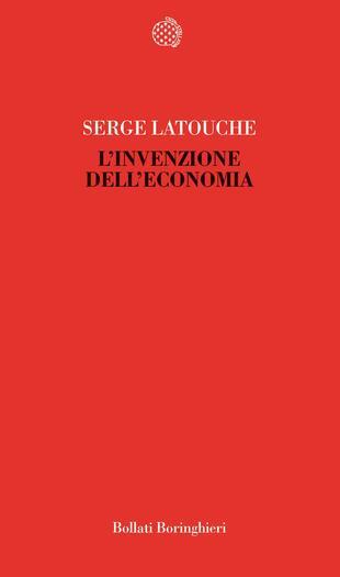 copertina L'invenzione dell'economia