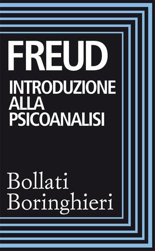 copertina Introduzione alla psicoanalisi