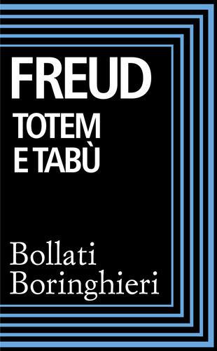 copertina Totem e tabù