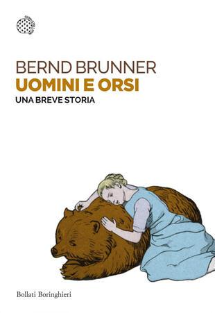 copertina Uomini e orsi. Una breve storia