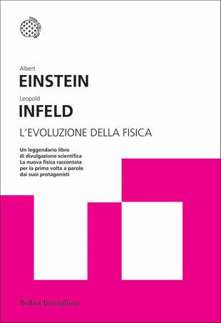 copertina L'evoluzione della fisica