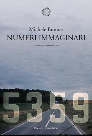 copertina Numeri immaginari