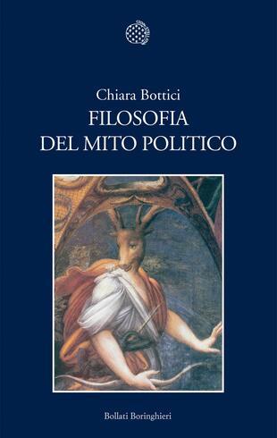copertina Filosofia del mito politico