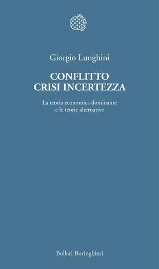 copertina Conflitto crisi incertezza