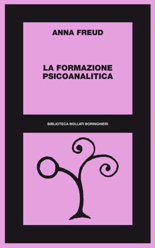 copertina La formazione psicoanalitica