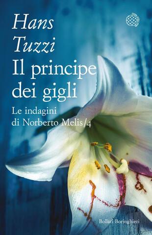 copertina Il principe dei gigli