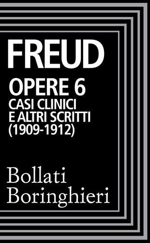 copertina Opere vol. 6  1909-1912