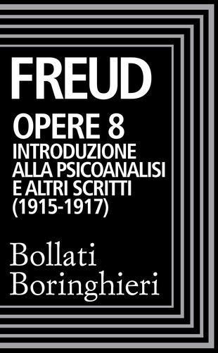 copertina Opere vol. 8  1915-1917