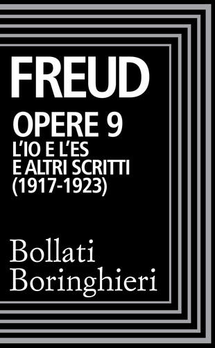 copertina Opere vol. 9  1917-1923