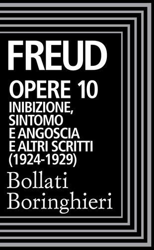 copertina Opere vol. 10  1917-1923