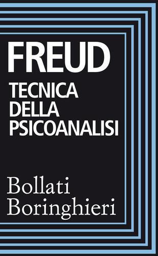 copertina Tecnica della psicoanalisi