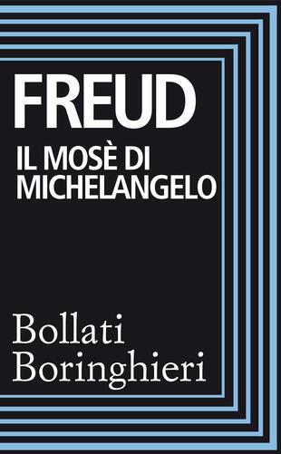 copertina Il Mosè di Michelangelo