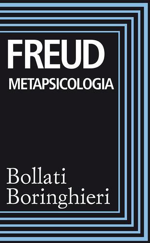 copertina Metapsicologia