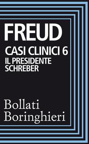 copertina Casi clinici 6 – Il presidente Schreber