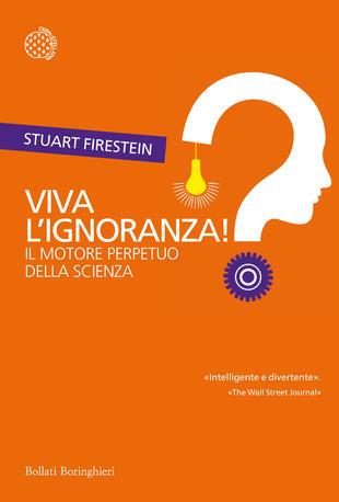 copertina Viva l'ignoranza!