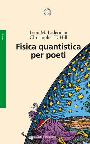 copertina Fisica quantistica per poeti