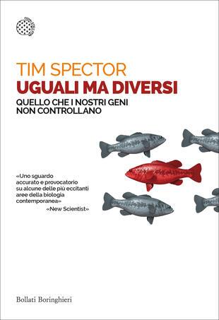 copertina Uguali ma diversi
