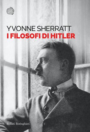copertina I filosofi di Hitler