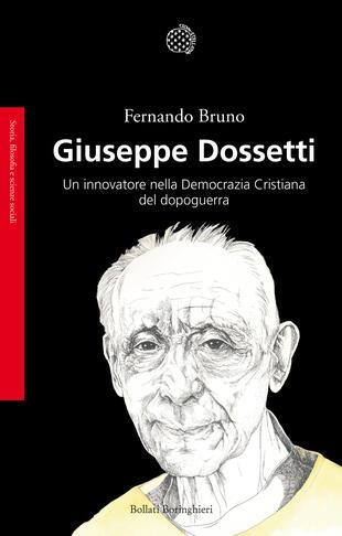 copertina Giuseppe Dossetti