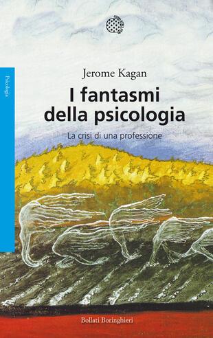 copertina I fantasmi della psicologia