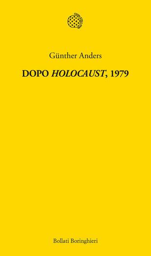 copertina Dopo Holocaust, 1979