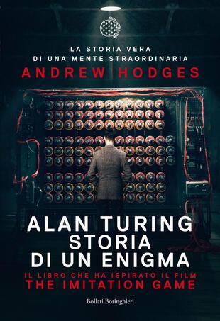 copertina Alan Turing