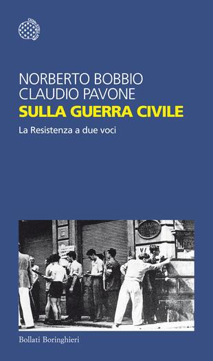 copertina Sulla guerra civile