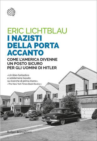 copertina I nazisti della porta accanto