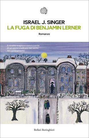 copertina La fuga di Benjamin Lerner