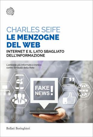 copertina Le menzogne del Web