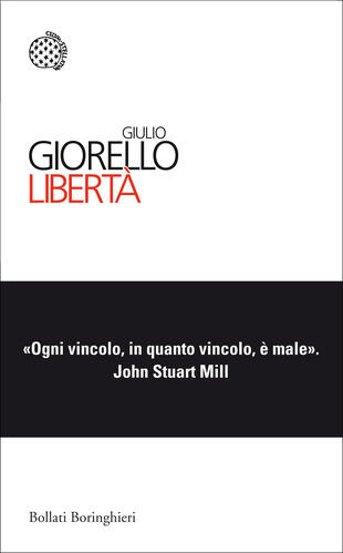 copertina Libertà