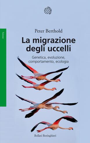 copertina La migrazione degli uccelli