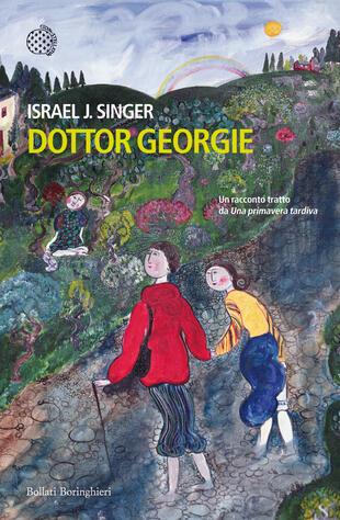 copertina Dottor Georgie