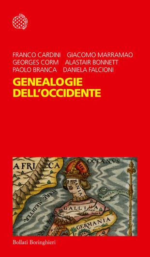copertina Genealogie dell'Occidente