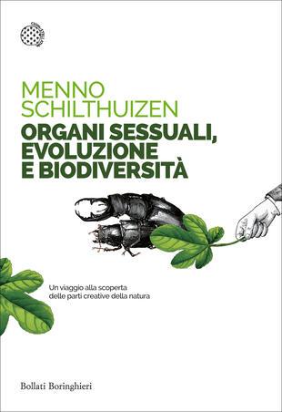 copertina Organi sessuali, evoluzione e biodiversità