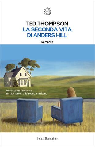 copertina La seconda vita di Anders Hill