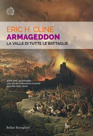 copertina Armageddon