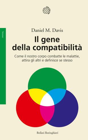 copertina Il gene della compatibilità
