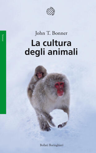 copertina La cultura degli animali