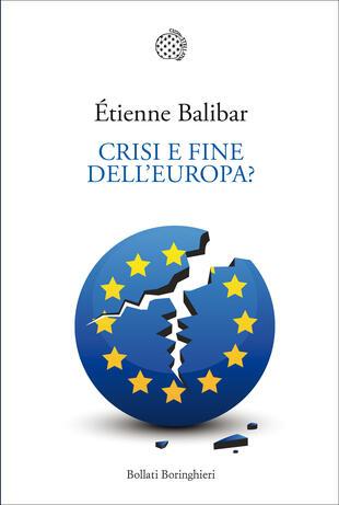 copertina Crisi e fine dell'Europa?