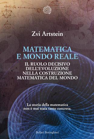 copertina Matematica e mondo reale