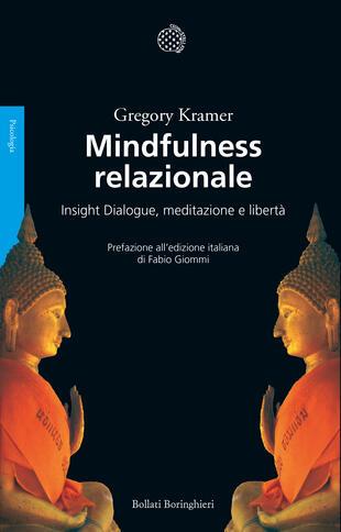 copertina Mindfulness relazionale