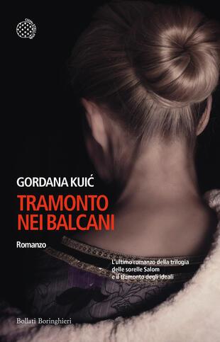 copertina Tramonto nei Balcani