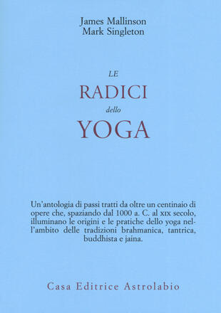 copertina Le radici dello yoga