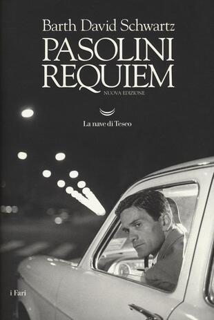 copertina Pasolini requiem