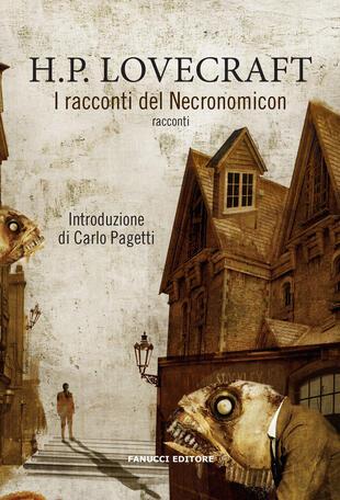 copertina I racconti del Necronomicon