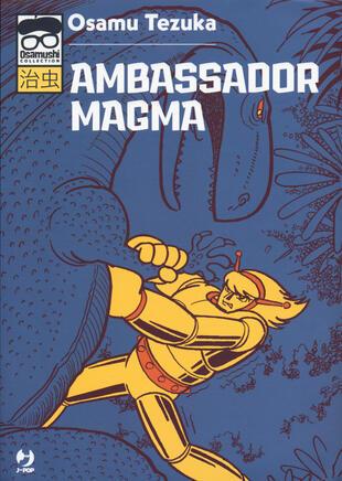 copertina Ambassador Magma